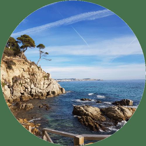 Costa Brava, Cataluña