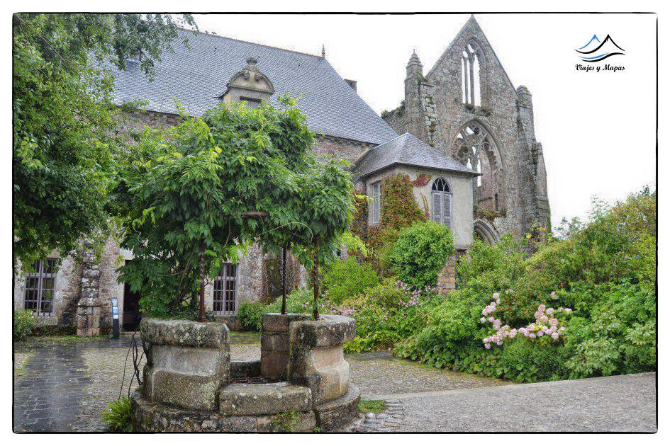 Abadia de Beauport Paimpol