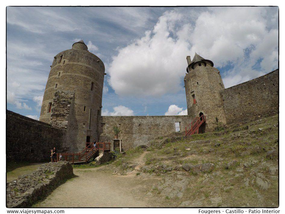 castillo Fougeres