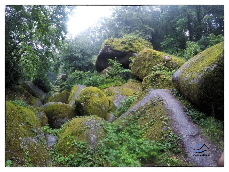 Ruta por el Bosque de Huelgoat