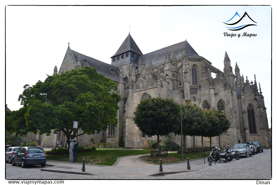 Catedral de Dinan