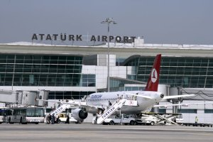 Aeropuerto Internacional de Estambul Atatürk