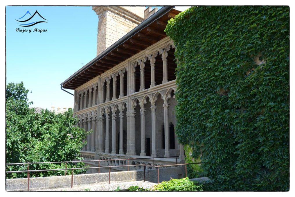 Historia palacio de Olite