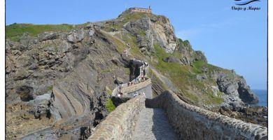 Ruta por San Juan de Gaztelugatxe