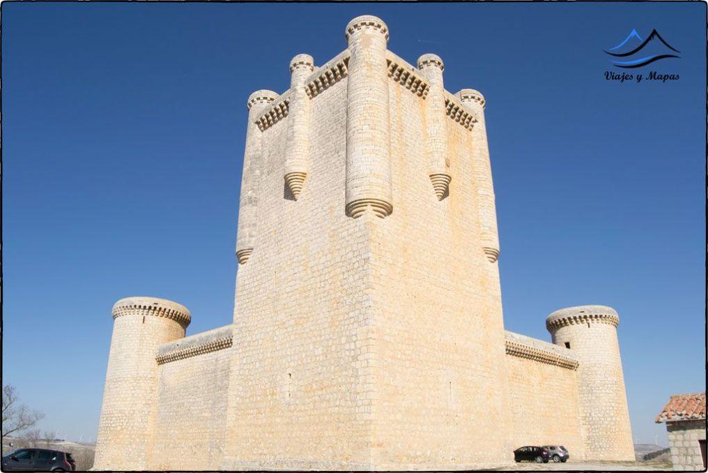 Castillo-de-Torrelobatón