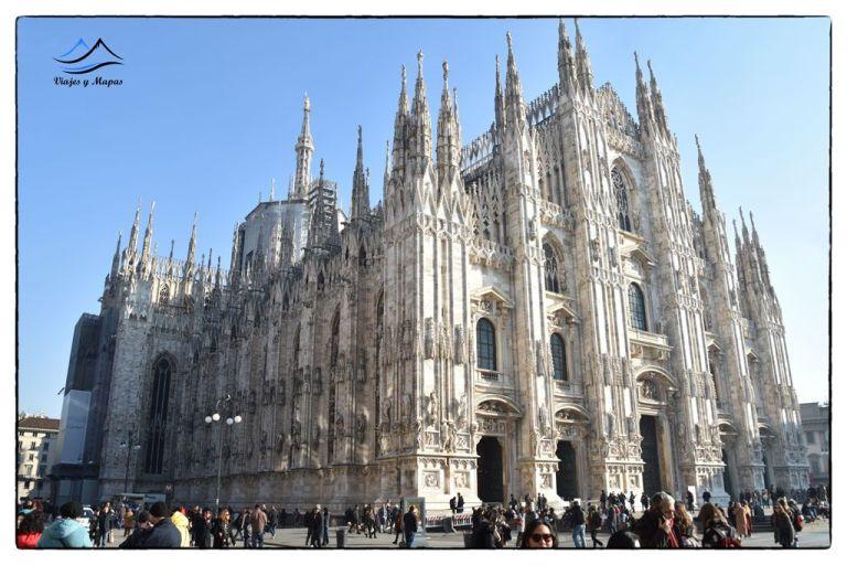Duomo-Milán
