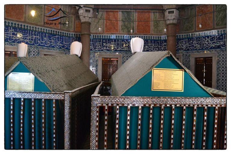 Mausoleo-de-Solimán-el-Magnífico
