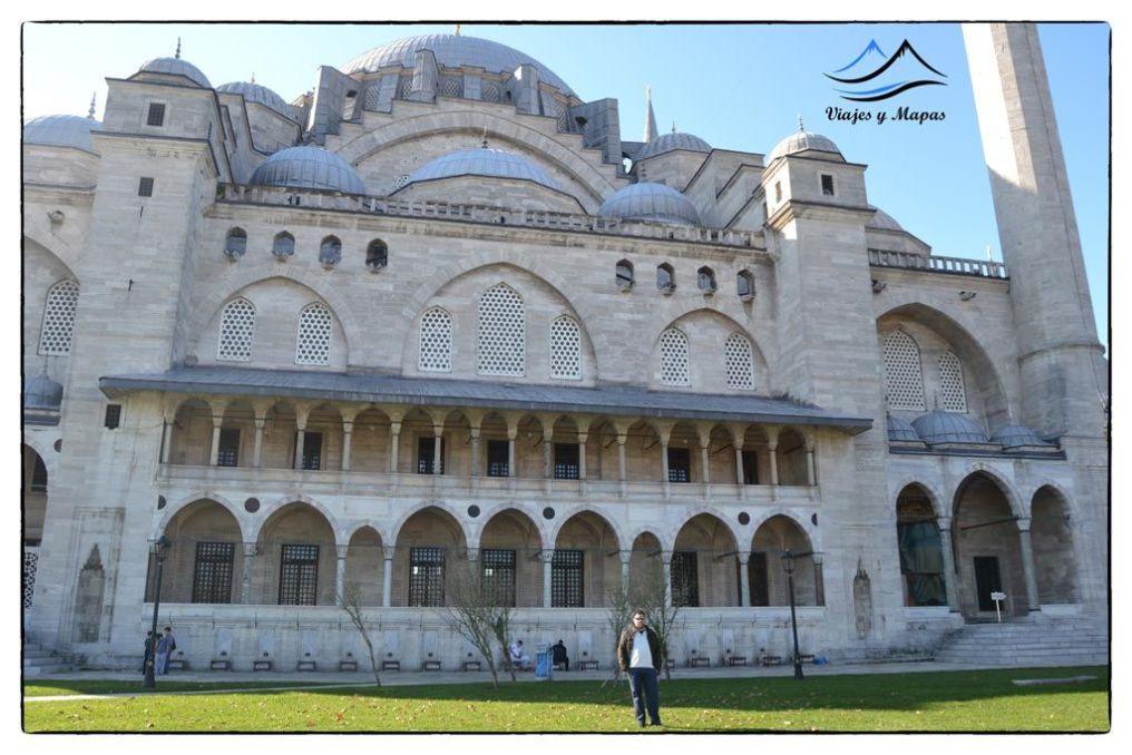 Mezquita-de-Solimán-el-Magnífico