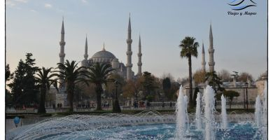 mezquita azul