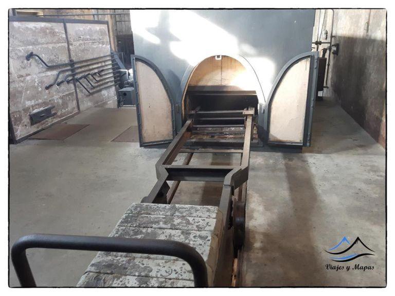 Crematorio--Terezin