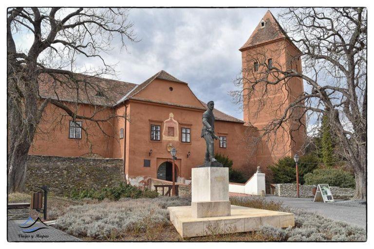 Kőszeg-castillo