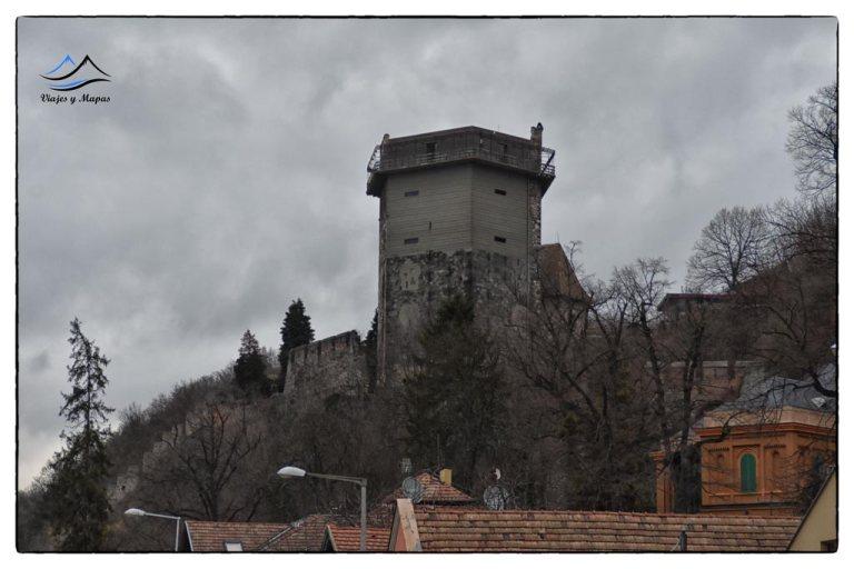 Visegrád-torre
