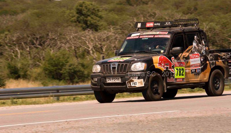 Imagen de Dakar 2012 - foto: @LauraSchne