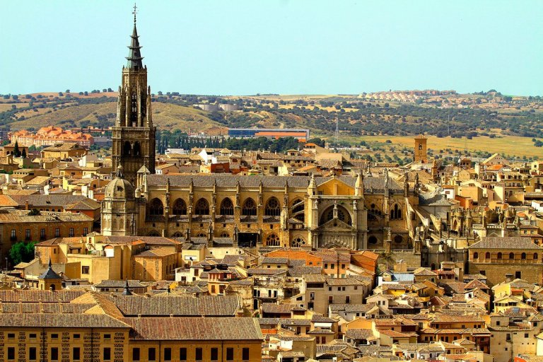Visit Toledo Private Walking Tour