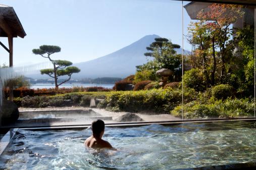 hotel de lujo Japón