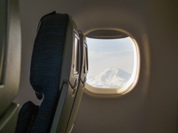 asiento de avión