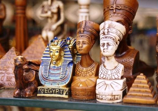 faraones recuerdos egipto