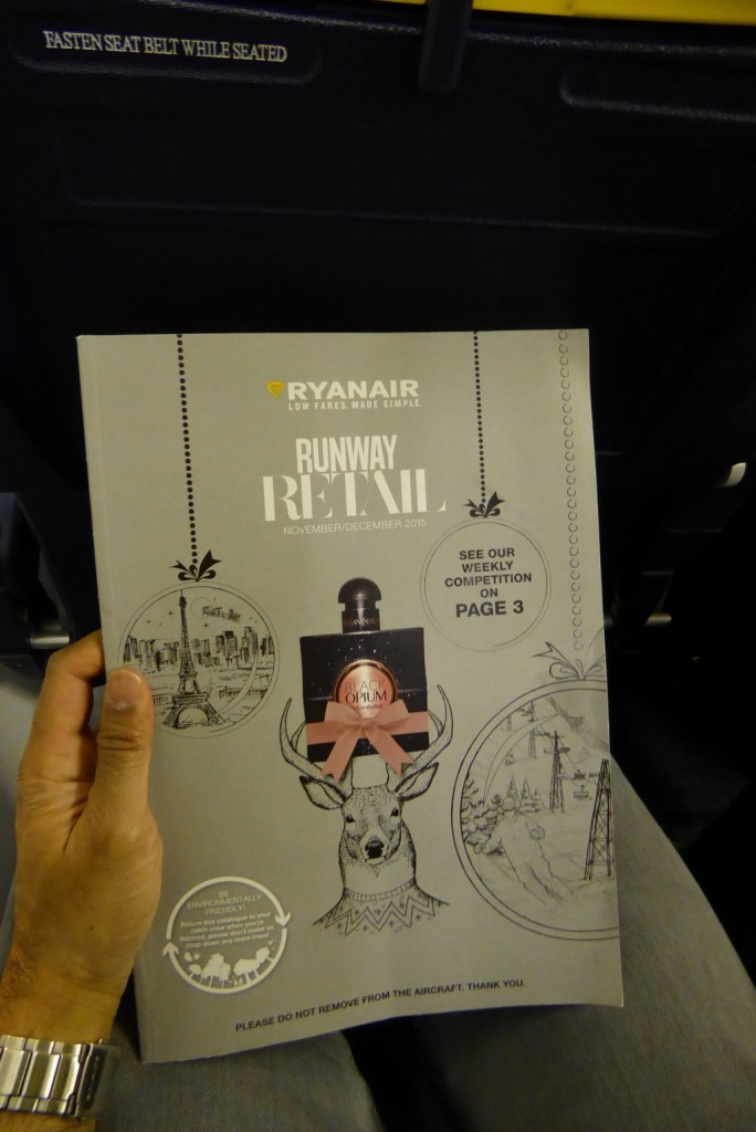 RyanAir Stansted 737-800  9