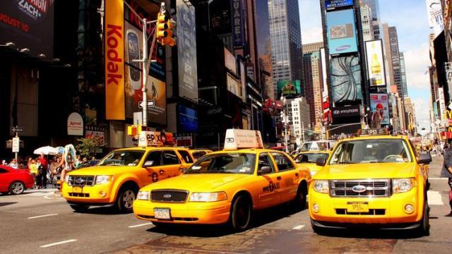 taxis nueva york precio