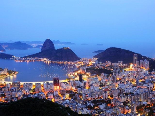 skylines-Rio de Janeiro 2