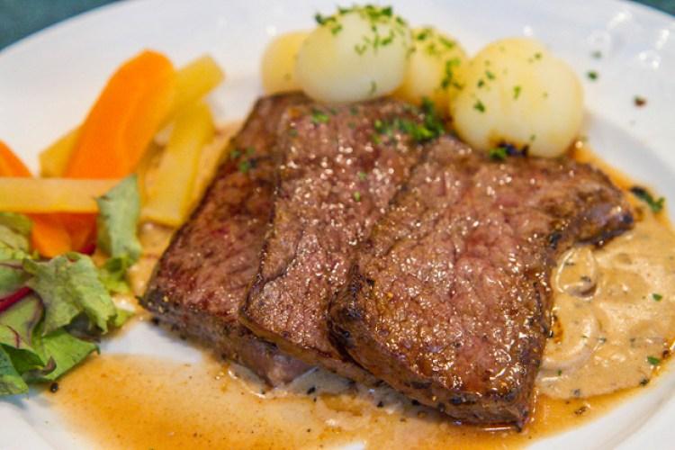 Whale Steak Iceland