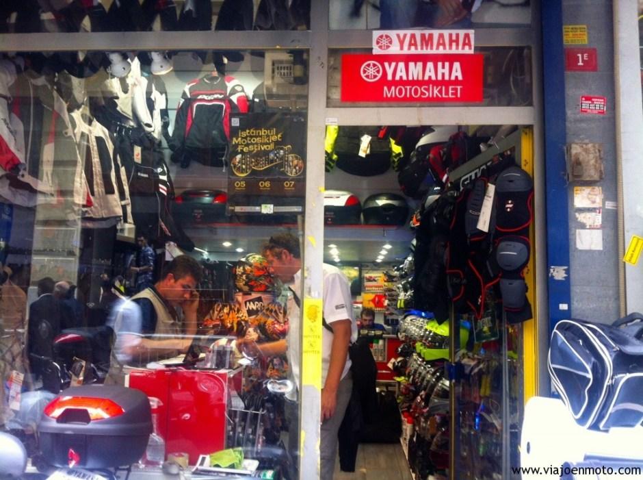 Yamaha Estambul