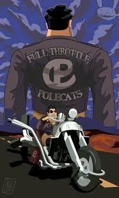 Ben, líder de los Polecats.