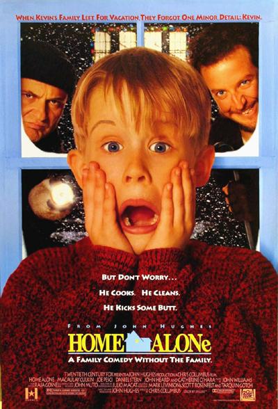 Poster do filme Esqueceram de Mim