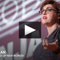 TED   Erin McKean: Go ahead, make up new words!