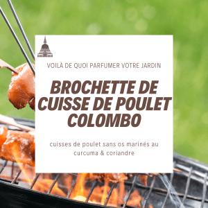 barbecue, BBQ, grillade, poulet, brochette en ligne, vente brochette, vente brochette de poulet, cuisse de poulet
