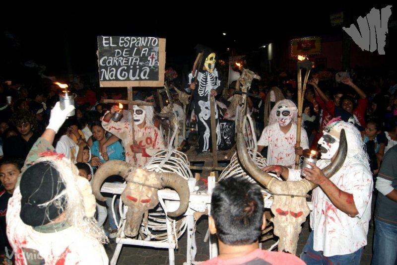 Bailes Típicos y Cultura Nicaragüense