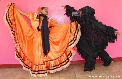 Vulture Dance