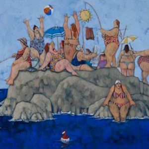 Vacanze all'isola delle donne