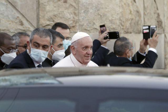 El viaje pastoral, que comenzó este viernes, es el primero después de 15 meses debido a la pandemia.
