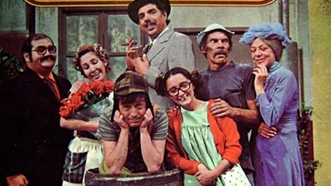 """El elenco de """"El Chavo del 8"""""""
