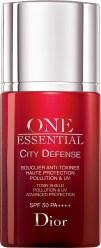 perheenäidin parhaat aurinkovoiteet dior_one_essential_city_defense_spf50_30ml