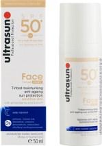 perheenäidin parhaat aurinkovoiteet ultrasun-tinted-face-anti-ageing-formula-spp50