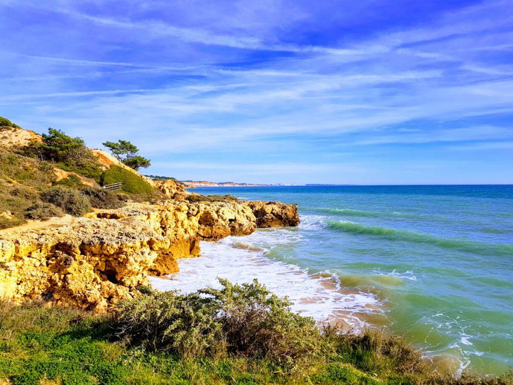 Onnistunut perheloma Algarvessa Santa Elualia