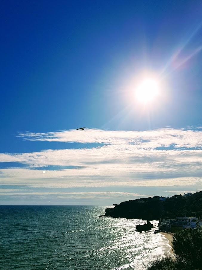 bloggaajan arki Algarvessa self love zon haaste
