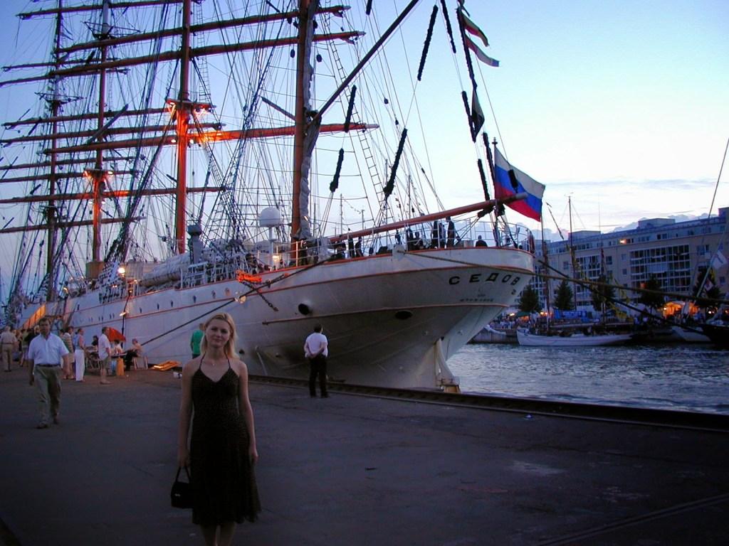 Tall Ships Race, Turku 2003