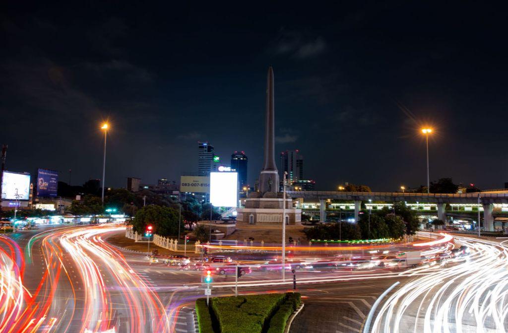 Diginomadina Thaimaassa - Bangkok