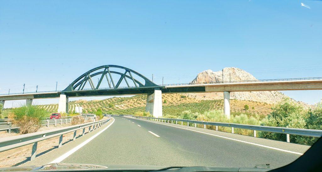 Korona road trip 3597 Antequera Espanja