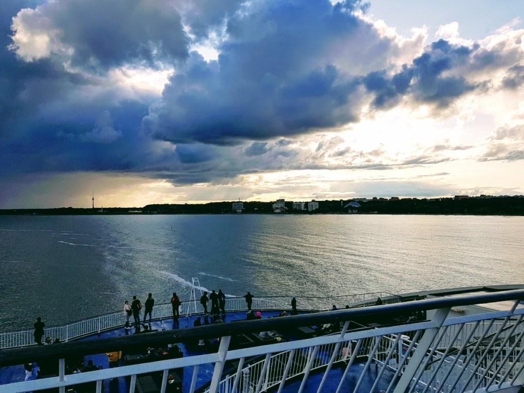 Meri - Päivän inspiraatiokuva, Tallink