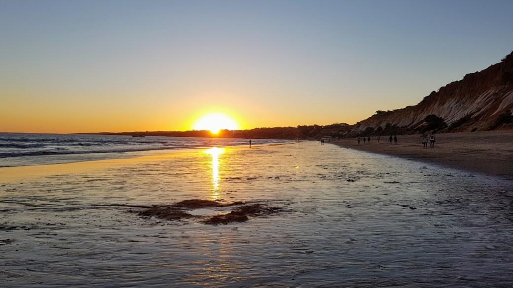 Meri - Päivän inspiraatiokuva, Falesia