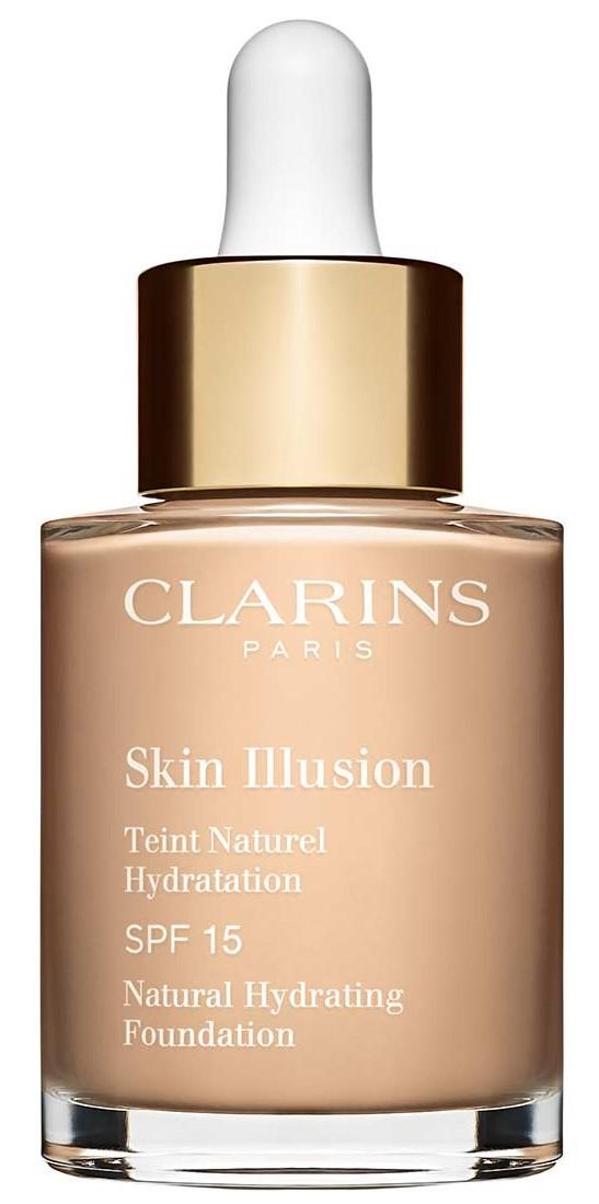 Kuvankaunis - Arkipäivän pelastajat Kuvankaunis - Arkipäivän pelastajat - Ihonhoitoa arkeen Clarins Skin Illusion