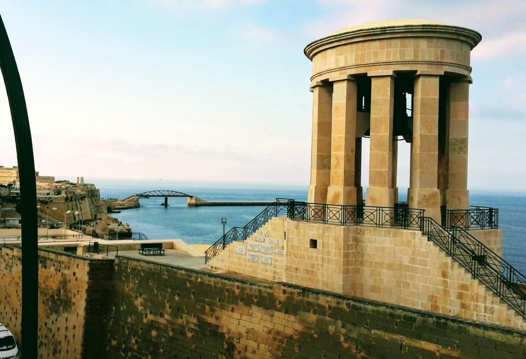 Malta Vs Gozo, Valletta
