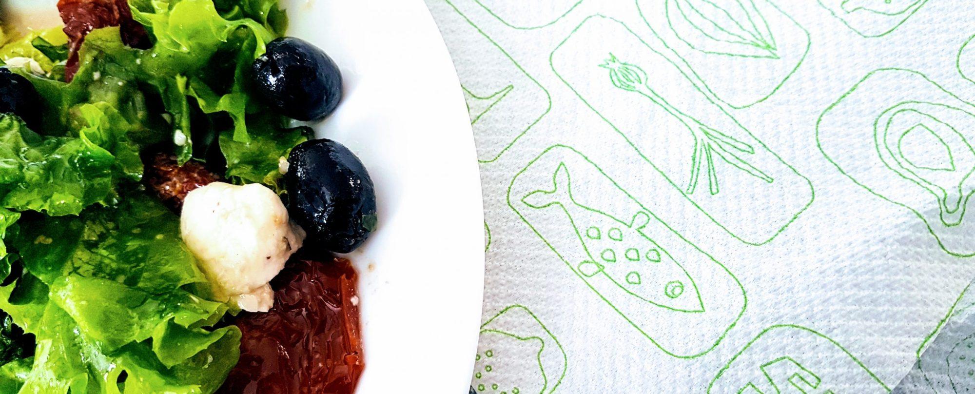 Välimerellinen salaatti banner