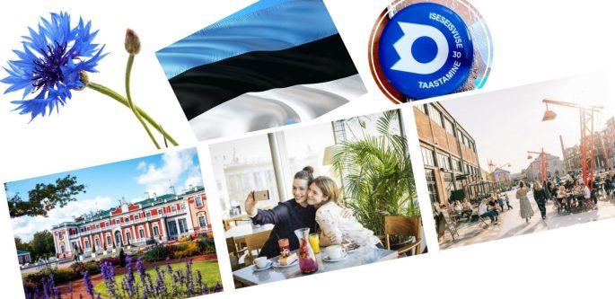 Tallinnan uudet helmet: kulttuuria ja historiaa banner