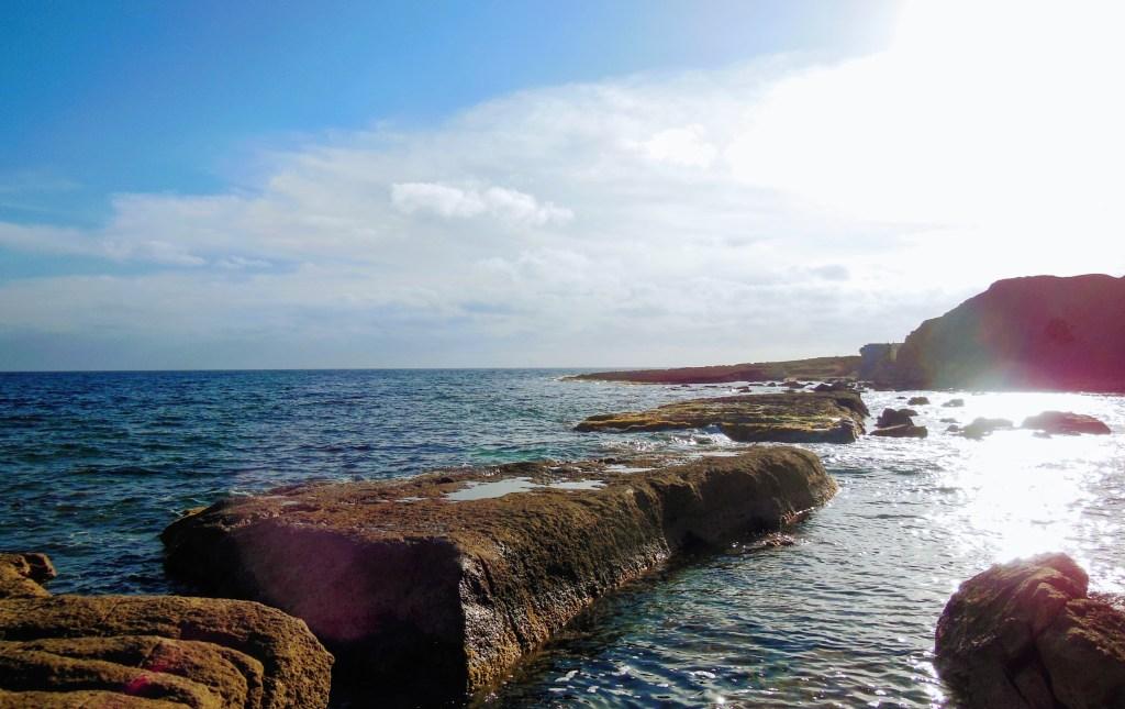 Gozon rantoja Ta' Sannat Mgarr ix-Xini Ta' Cenc Cliffs