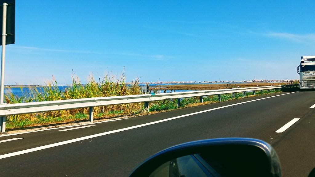 Virtuaalinen Road Trip 4096 eli Etämatkailua pitkin Italian rannikkoa